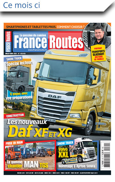 home france routes